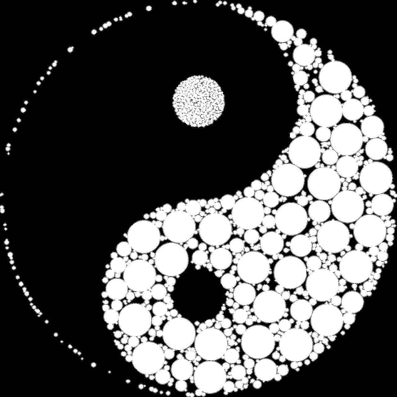 yin, yang, eastern